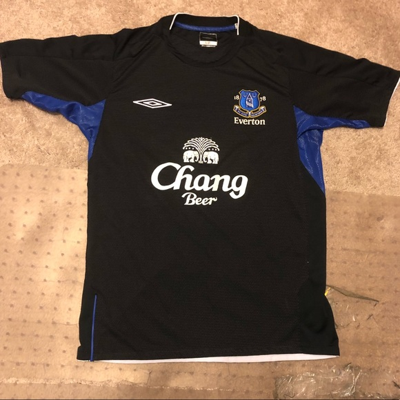 new arrival c1156 a960a Umbro Everton FC Soccer Jersey small final price